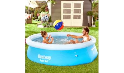 Bestway Quick-Up Pool »Fast Set™«, ØxH: 244x66 cm kaufen