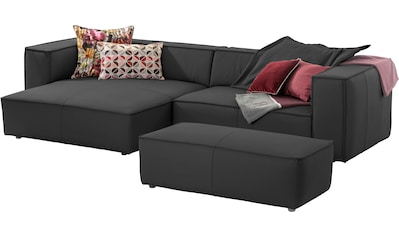 W.SCHILLIG Ecksofa »around - the - block« (Spar - Set) kaufen