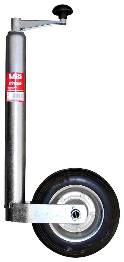 LAS Anhänger-Stützrad schwarz Autoanhänger Autozubehör Reifen