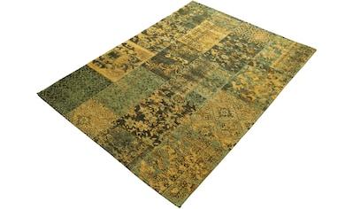 OCI DIE TEPPICHMARKE Teppich »Alanis Allover«, rechteckig, 5 mm Höhe, Flachgewebe, Wohnzimmer kaufen