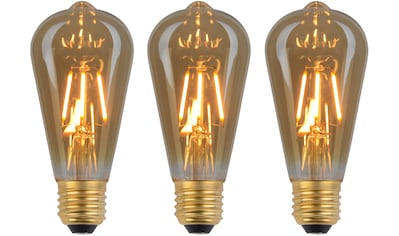 näve LED-Leuchtmittel »LED Leuchtmittel E27/4W 3er-Set«, E27, 3 St., Warmweiß, Set - 3... kaufen