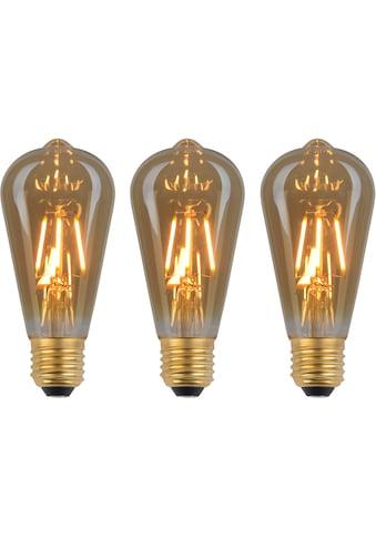 näve »LED Leuchtmittel E27/4W 3er - Set« LED - Leuchtmittel, E27, Warmweiß kaufen