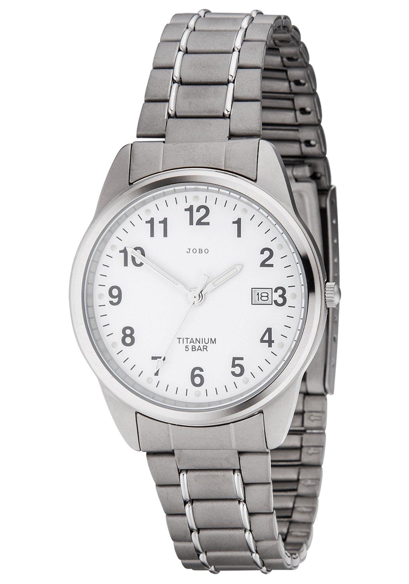 JOBO Titanuhr | Uhren > Titanuhren | Jobo