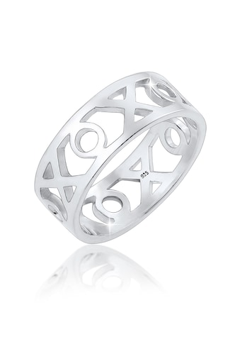 Elli Fingerring »XOXOWording Geo Trend Blogger 925 Sterling Silber« kaufen