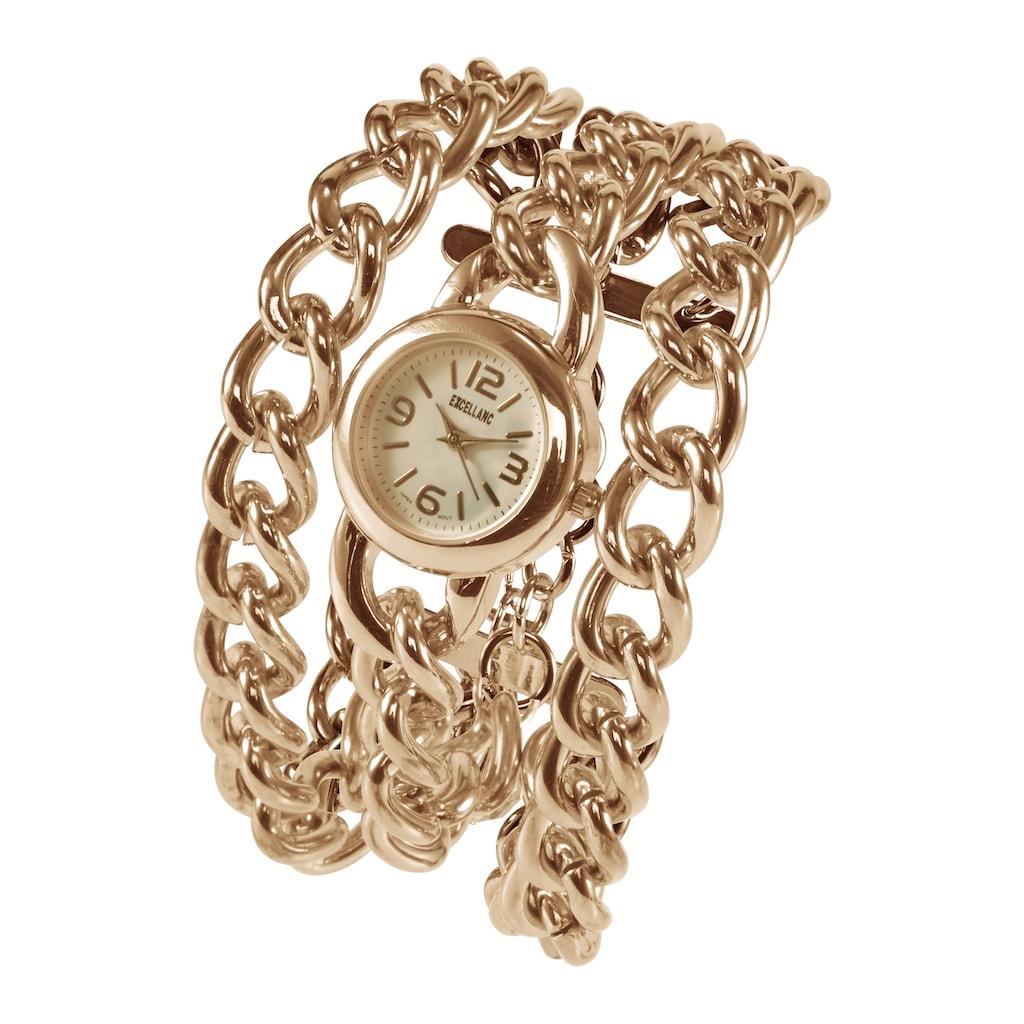 Armbanduhr mehrreihig