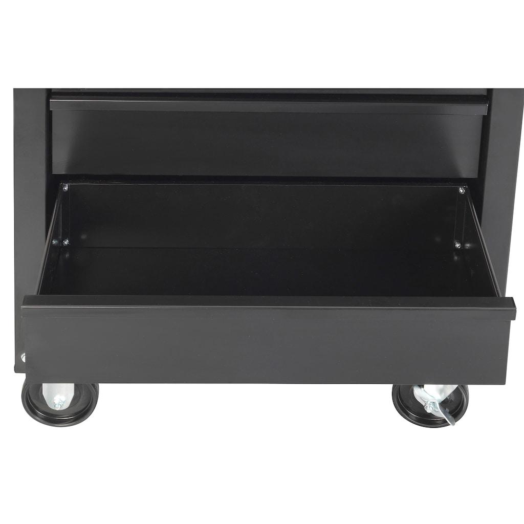 Profiwerk Werkstattwagen »Boston III«, 6 Schubladen, abschließbar, zur Selbstmontage