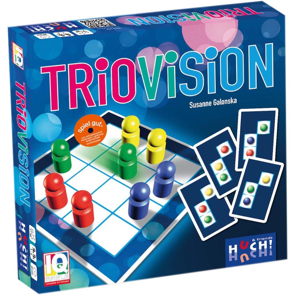 Huch! Spiel »Triovision«
