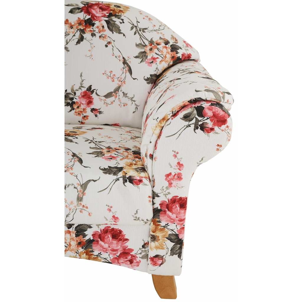 Home affaire 3-Sitzer »Mayfair«, mit Blumenmuster