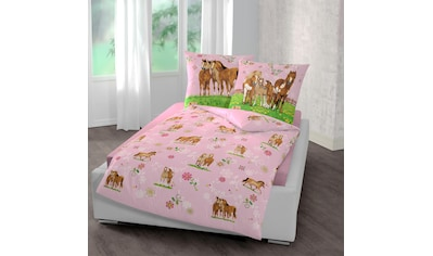 Bettwäsche Pferde Online Baur