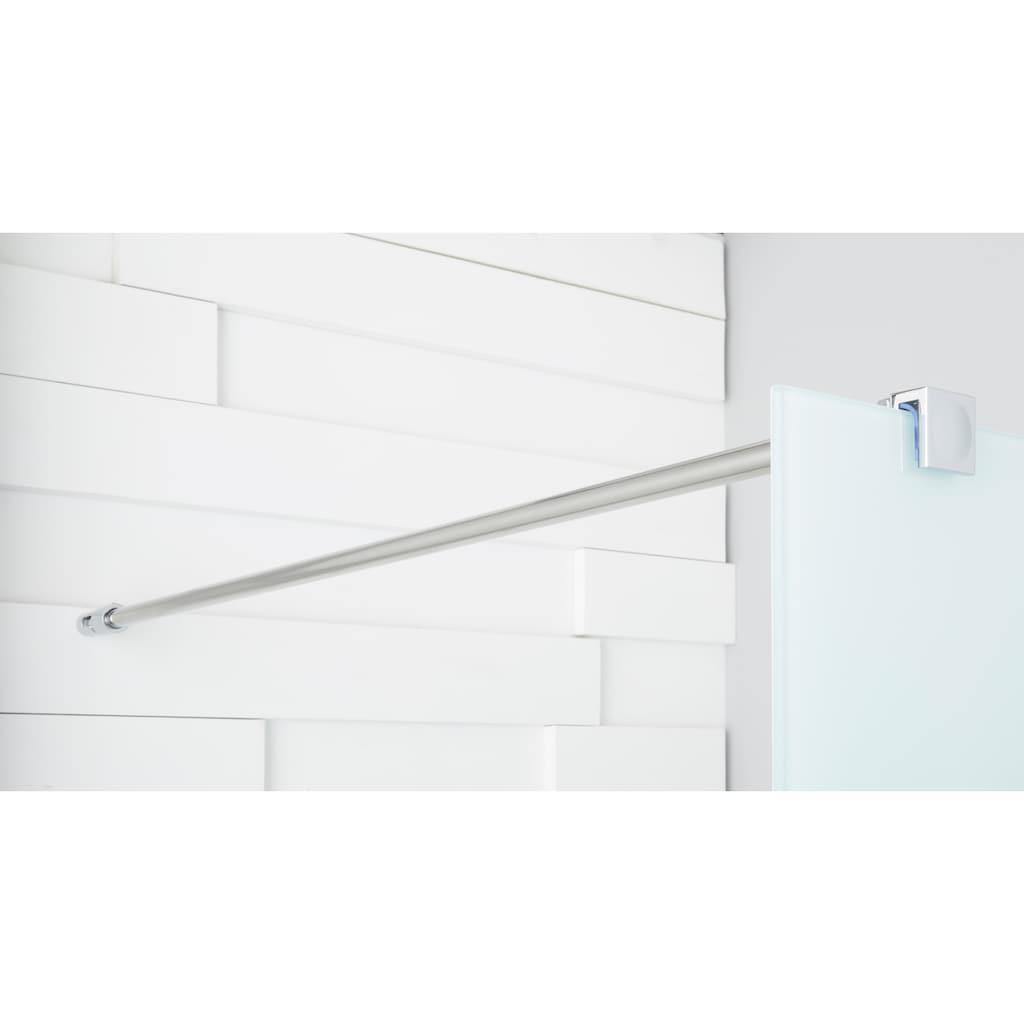 maw Walk-in-Dusche »Relax«, Breite 80 cm, Bildmotiv, Duschabtrennung