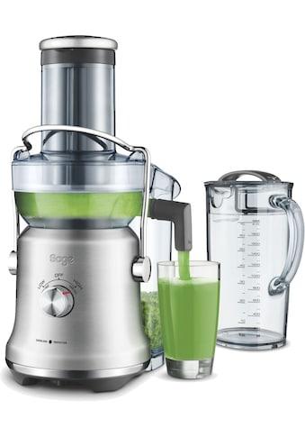 Sage Entsafter »SJE530BSS the Nutri Juicer Cold Plus«, 1300 W kaufen