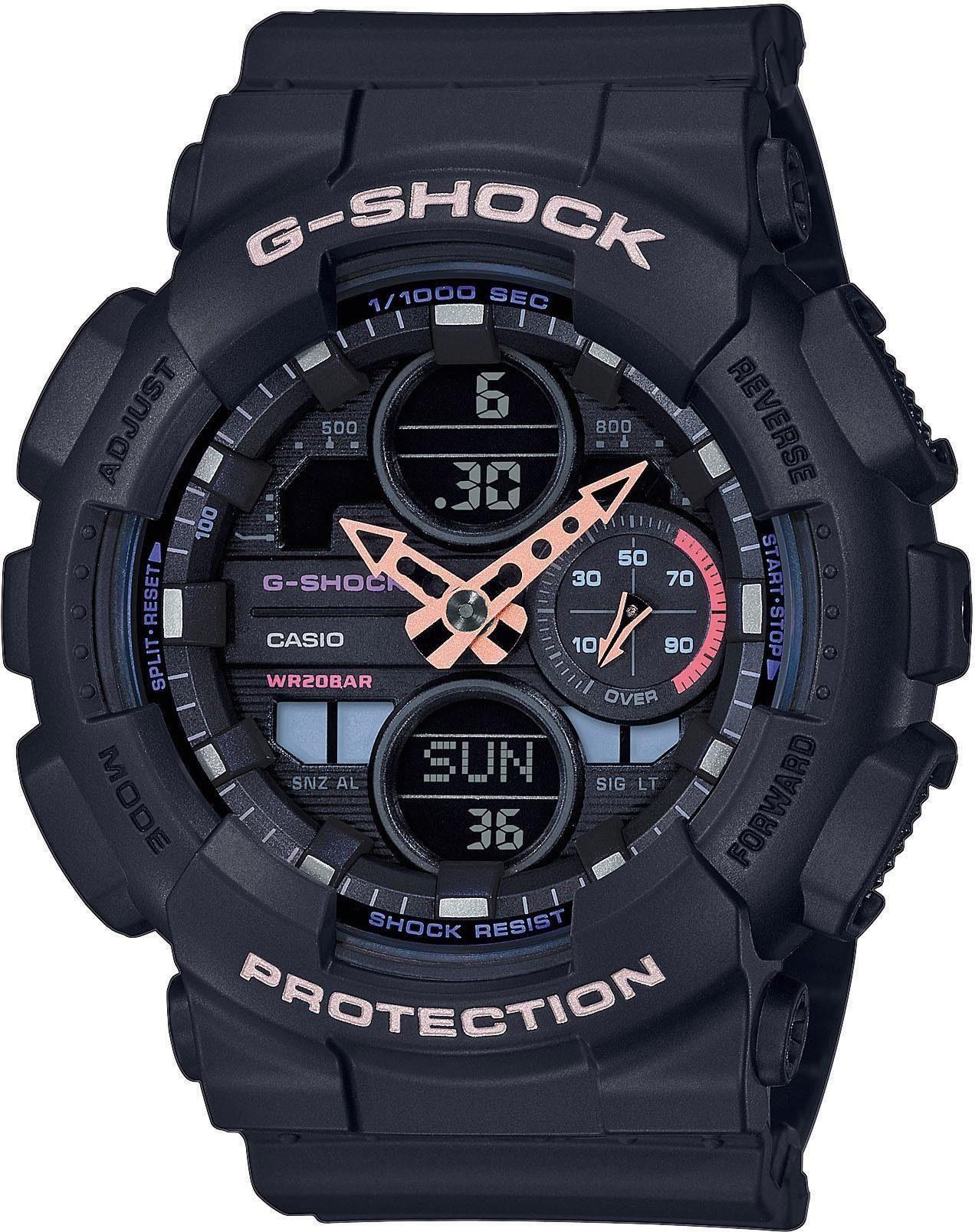 CASIO G-SHOCK Chronograph GMA-S140-1AER | Uhren > Chronographen | Casio G-Shock