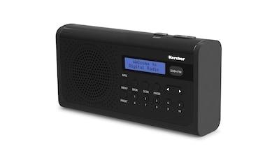 Karcher Digitalradio (DAB+) »DAB 2405«, ( Digitalradio (DAB+)-FM-Tuner ) kaufen