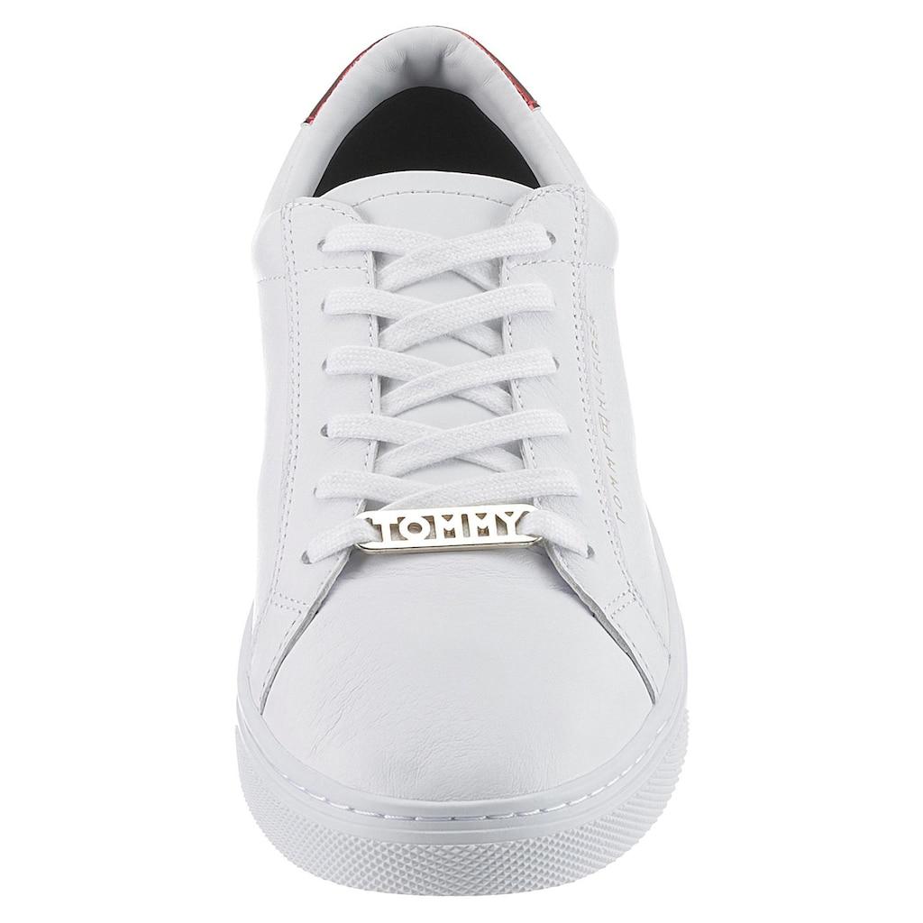 TOMMY HILFIGER Sneaker »Venus 22A«, mit Tommy Hilfiger Schriftzug außen
