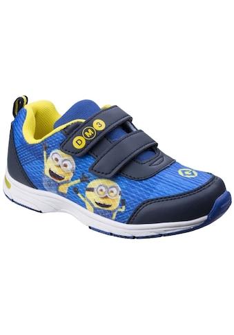 Leomil Sneaker »Kinder Turnschuhe mit Minions - Motiv und Klettverschluss« kaufen