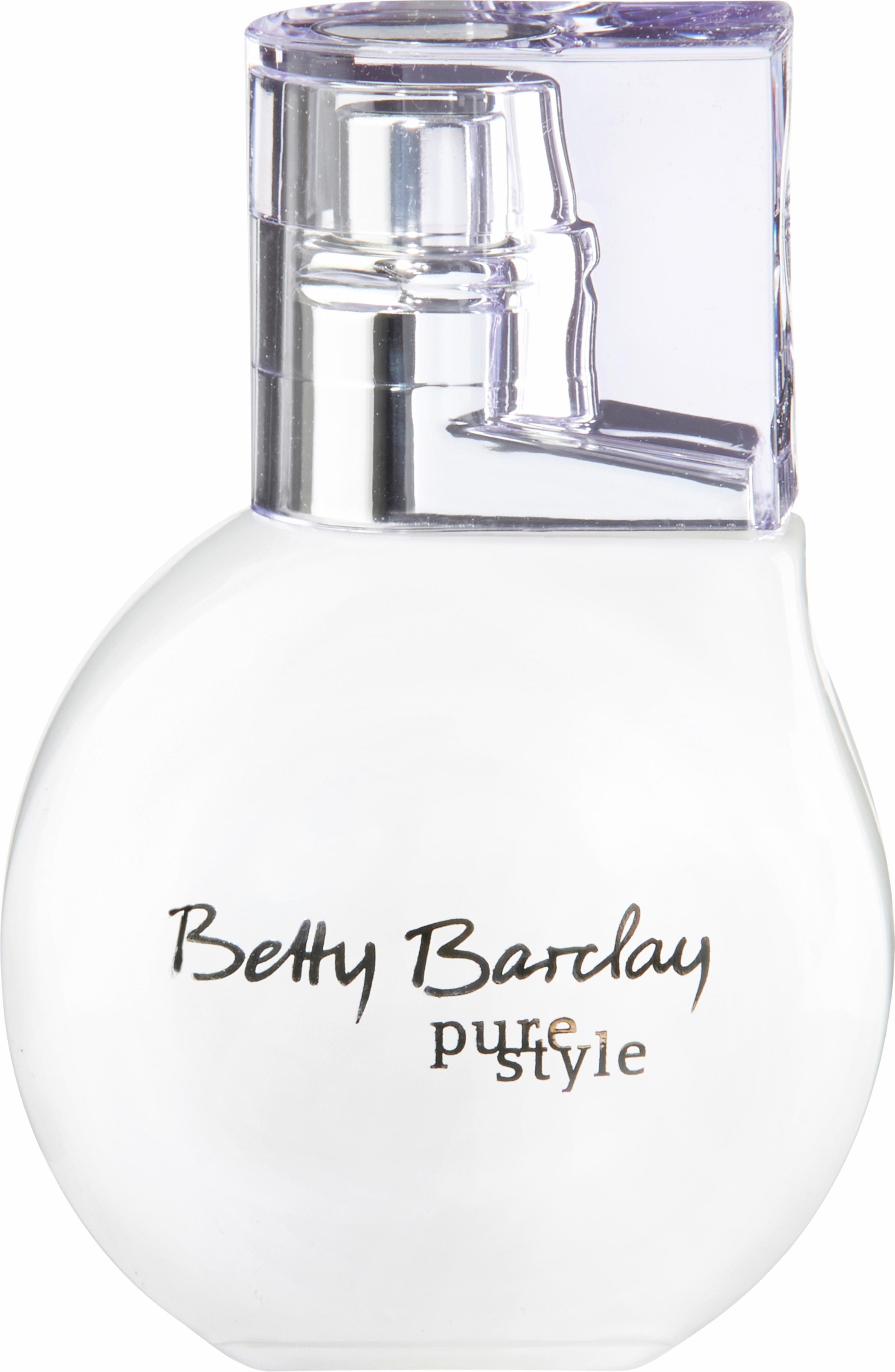 Eau de Toilette, Betty Barclay, »pure style« bestellen | BAUR