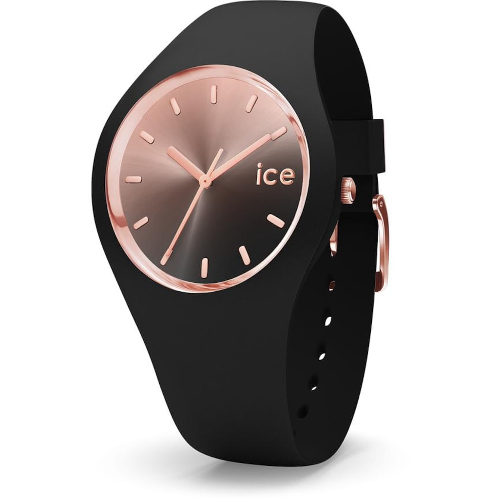 ice-watch Quarzuhr »ICE sunset- Black - Medium, 015748«