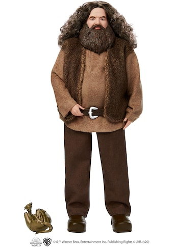 Mattel® Anziehpuppe »Harry Potter Puppe, »Rubeus Hagrid«« kaufen