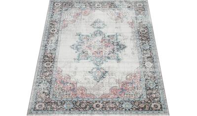 Paco Home Teppich »Torres 275«, rechteckig, 4 mm Höhe, In- und Outdoor geeignet,... kaufen