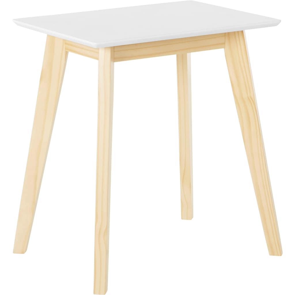 INOSIGN Couchtisch »Cody«, aus massivem Kiefernholz, in zwei unterschiedlichen Tischgrößen