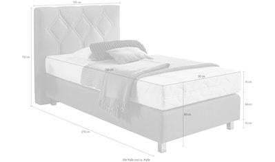Westfalia Schlafkomfort Boxspringbett »Phönix« kaufen