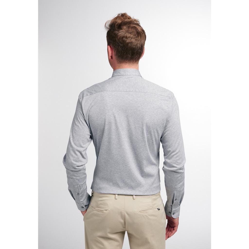 Eterna Langarmhemd »SLIM FIT«, Langarm