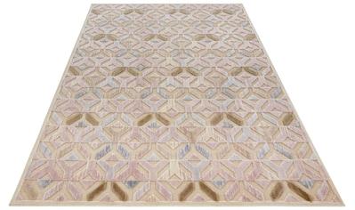 Teppich, »Vézère«, ELLE Decor, rechteckig, Höhe 8 mm, maschinell gewebt kaufen