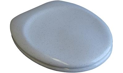 ADOB WC - Sitz »Royal granit«, passend auf alle Standard WCs kaufen