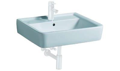GEBERIT Waschbecken »Renova Nr. 1«, 60 cm, eckig kaufen