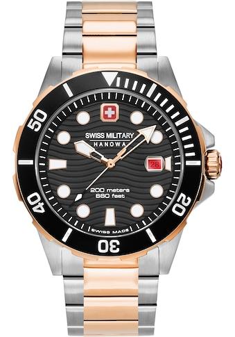 Swiss Military Hanowa Schweizer Uhr »OFFSHORE DIVER, 06-5338.12.007« kaufen