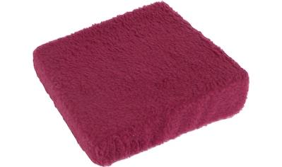 Linke Licardo Keilkissen »Aufstehhilfe Uni«, aus reiner Schurwolle kaufen