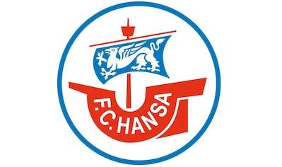 Wall-Art Wandtattoo »Fußball Hansa Rostock Logo« kaufen