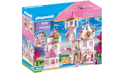 Playmobil® Konstruktions-Spielset »Großes Prinzessinnenschloss (70447), Princess«,... kaufen
