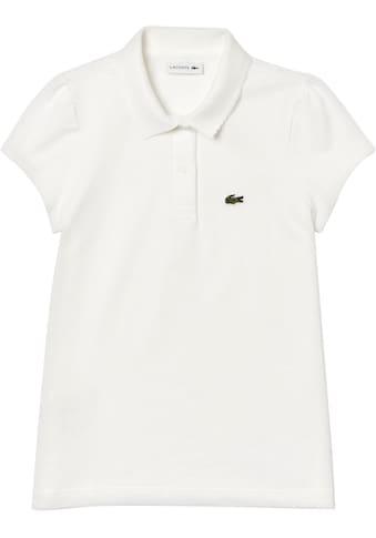 Lacoste Poloshirt, mit verspielten Details kaufen