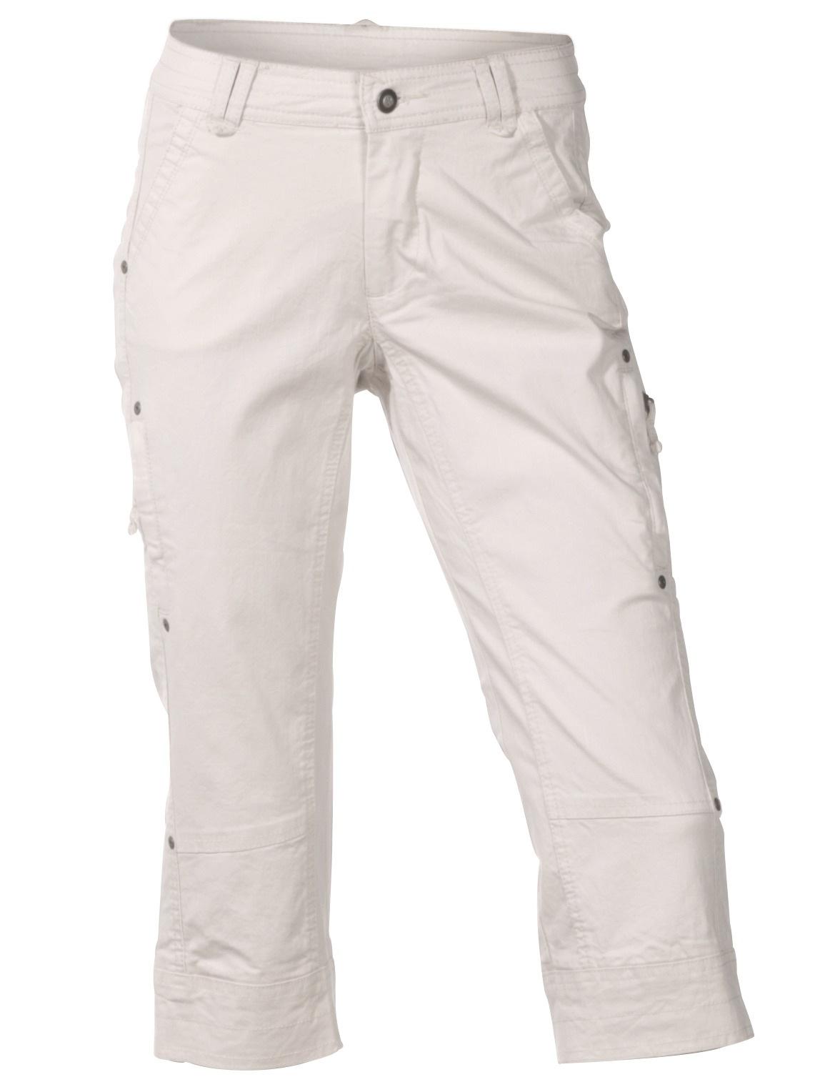 heine CASUAL Caprihose mit Reißverschluss-Taschen | Bekleidung > Hosen > Caprihosen | Beige | heine
