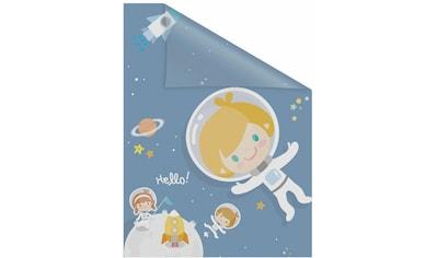 LICHTBLICK Fensterfolie »Astronaut«, selbstklebend, Sichtschutz kaufen