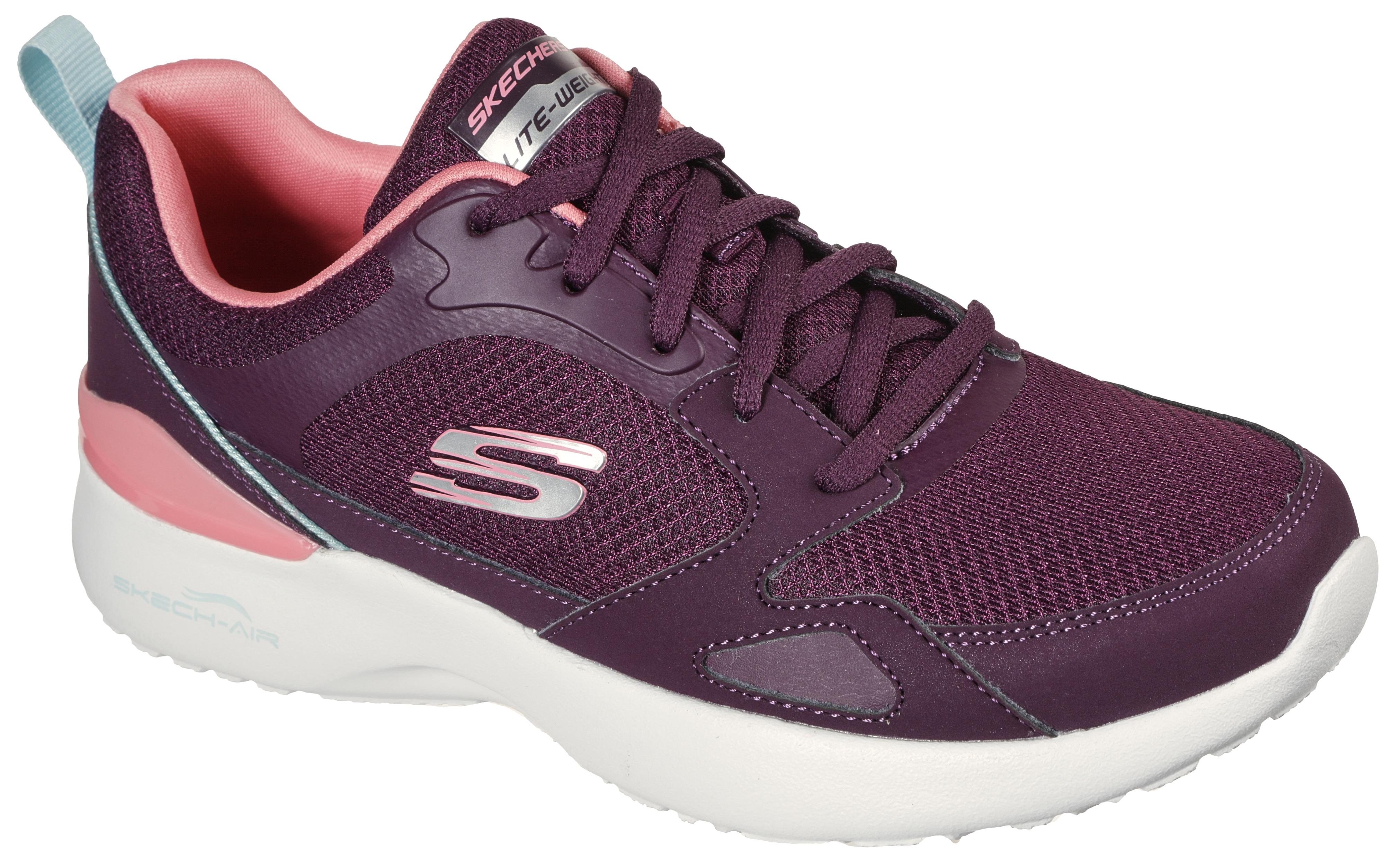 skechers -  Sneaker SKECH-AIR DYNAMIGHT, mit auffälligen Kontrastbesätzen