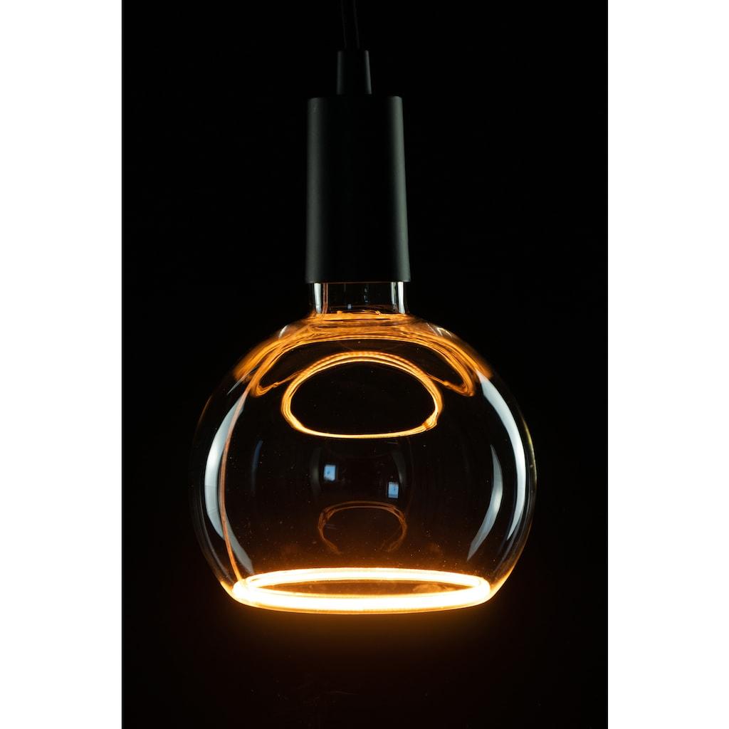 SEGULA LED-Leuchtmittel »Globe«, E27, 1 St., Extra-Warmweiß, Floating LED, Style LED, Design LED Leuchtmittel, dimmbare LED, LED Dimmbar, schwebendes Licht, großes LED Leuchtmittel, LED Globe