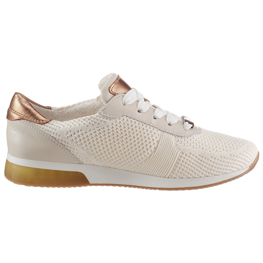 Ara Sneaker »LISSABON«, aus der aktuellen Let´s Dance Kollektion von Frauke Ludowig