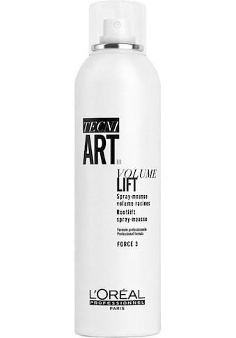 """L'ORÉAL PROFESSIONNEL PARIS Haarmousse """"Tecni.Art Volume Lift"""", mittlerer Halt kaufen"""