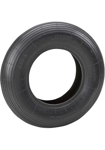 Metafranc Schubkarren-Rad »Mantel mit Rillenprofil«, Typ 4.00 - 8, Ø 400 mm kaufen
