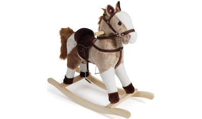 CHIC2000 Schaukelpferd »Braun mit weißen Flecken« kaufen