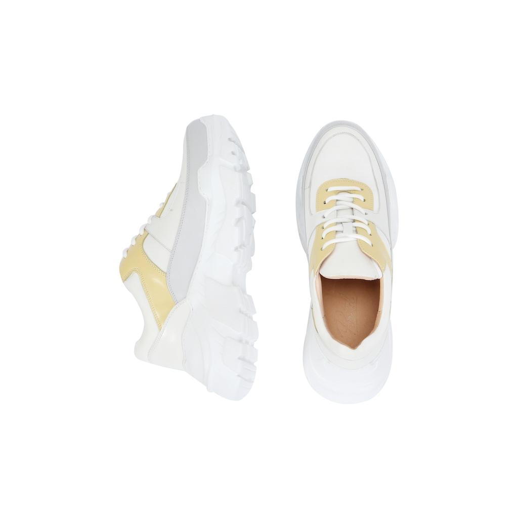 ekonika Sneaker »PORTAL«, aus echtem Leder