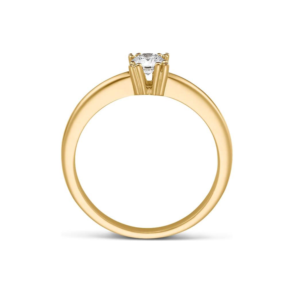 CHRIST Diamantring »32000429«