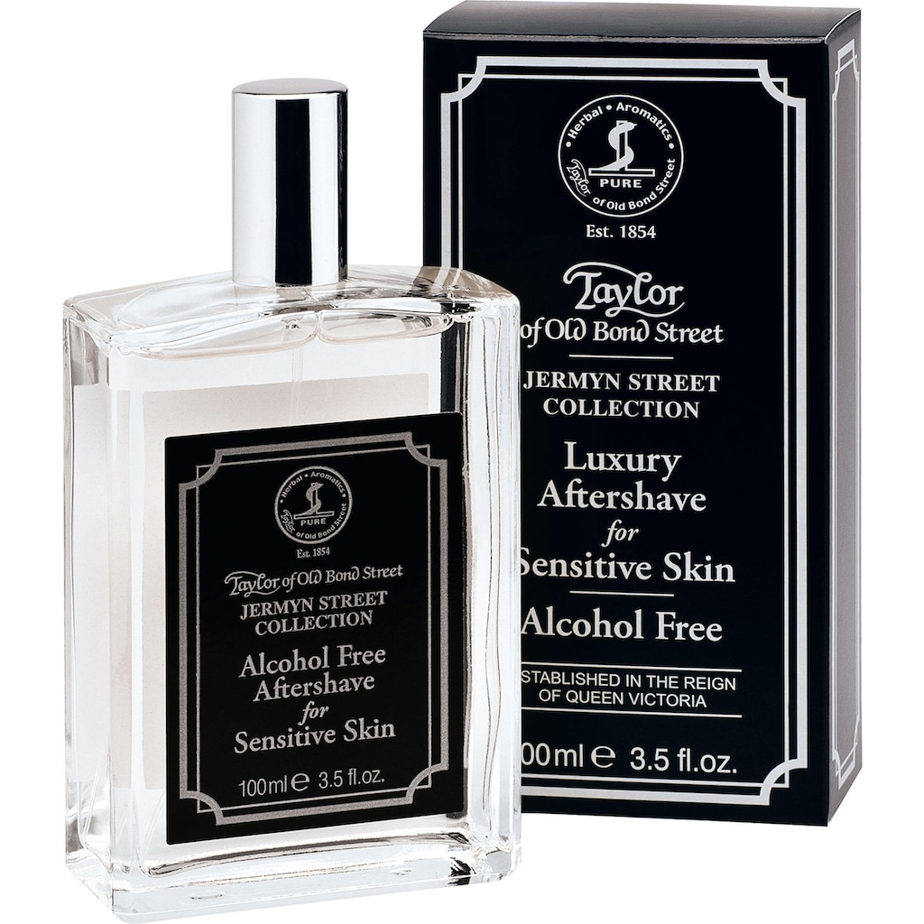 Taylor of Old Bond Street After-Shave »Jermyn Street Sensitive Skin Luxury«