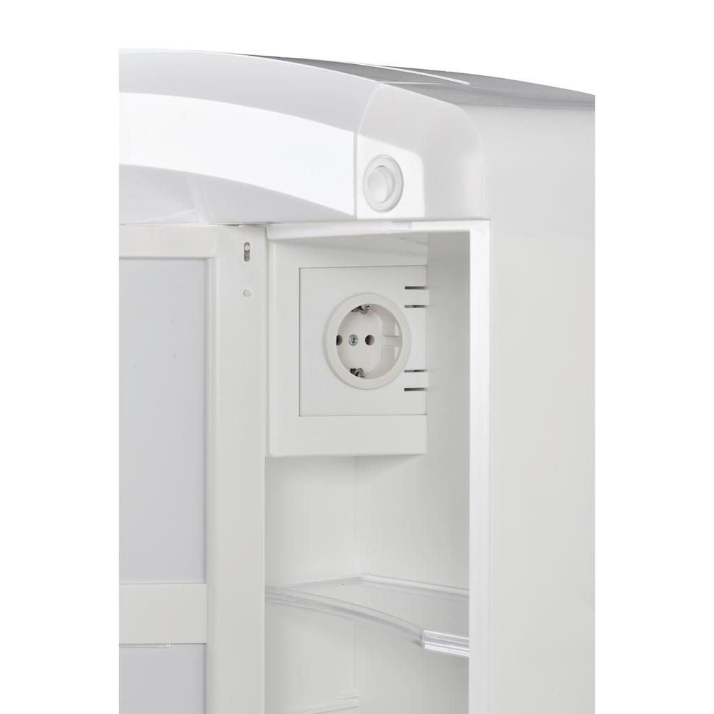 jokey Spiegelschrank »Max«, weiß, 65 cm Breite