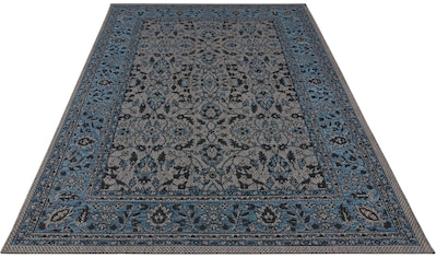 Teppich, »Konya«, bougari, rechteckig, Höhe 4 mm, maschinell gewebt kaufen