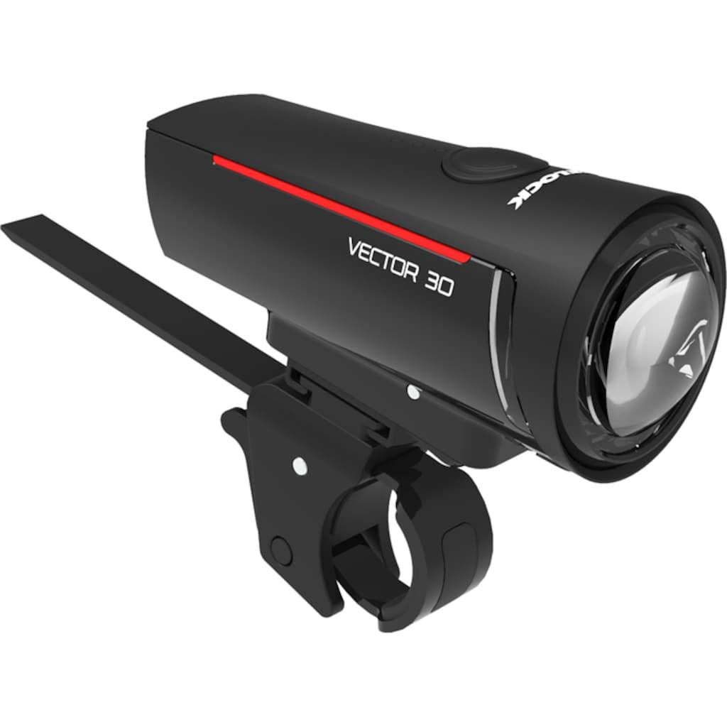 Trelock Fahrrad-Frontlicht »LS 300 I-GO VECTOR 30«