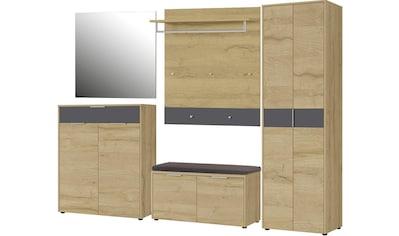 GERMANIA Garderoben-Set, (Set, 6 St.) kaufen
