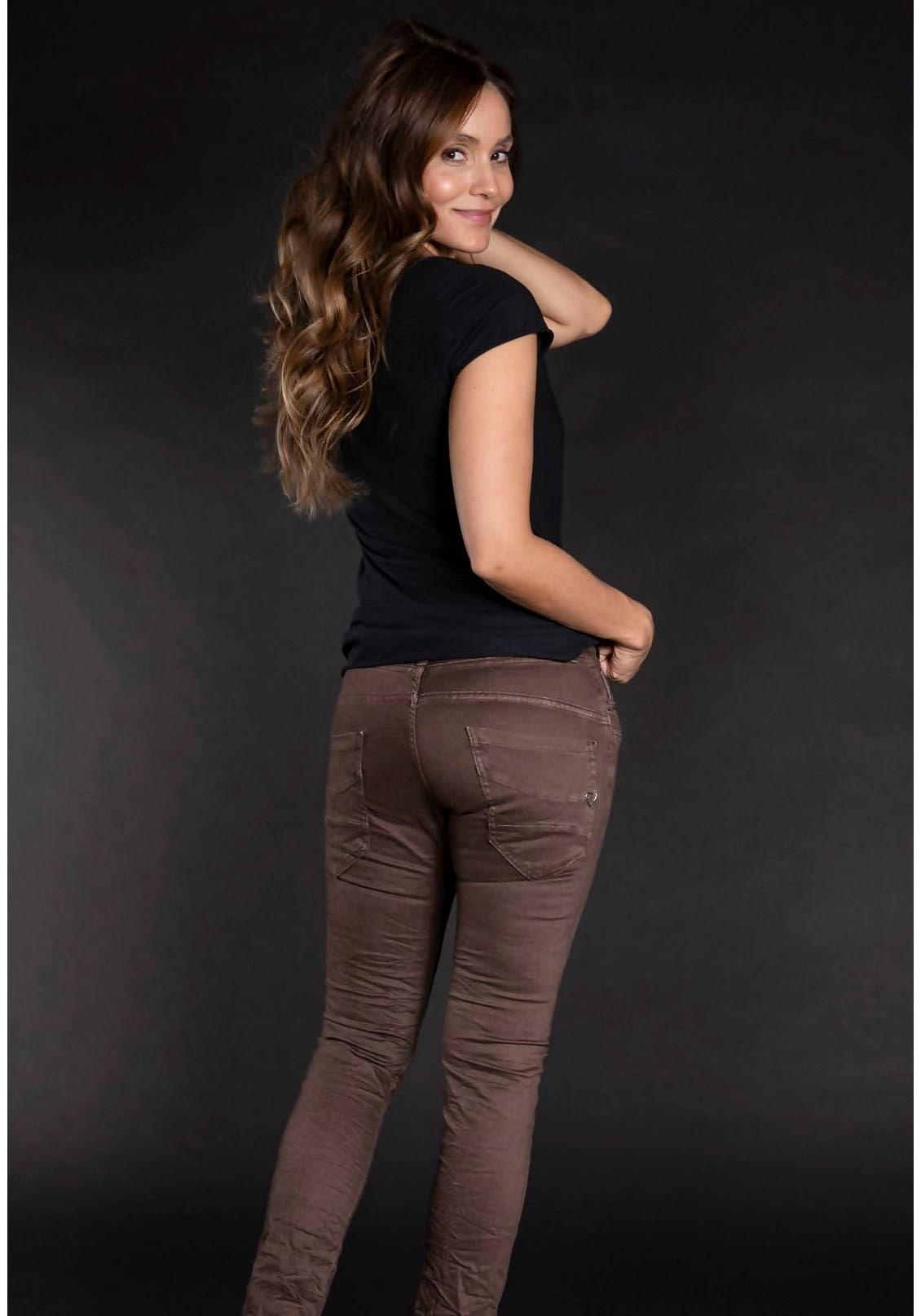 please jeans -  Boyfriend-Hose P 78A